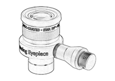 Reticle eyepieces