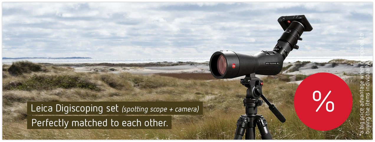 Leica Digiscoping-set