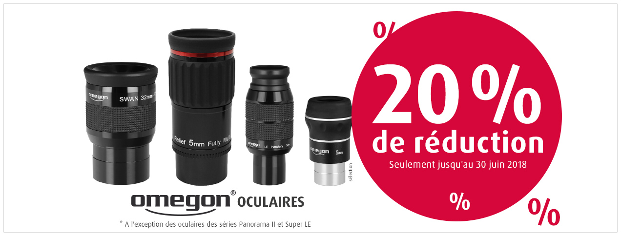 Omegon eyepieces