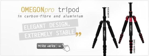 Omegon Pro Tripods