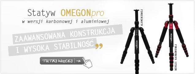 Omegon Pro Statywy
