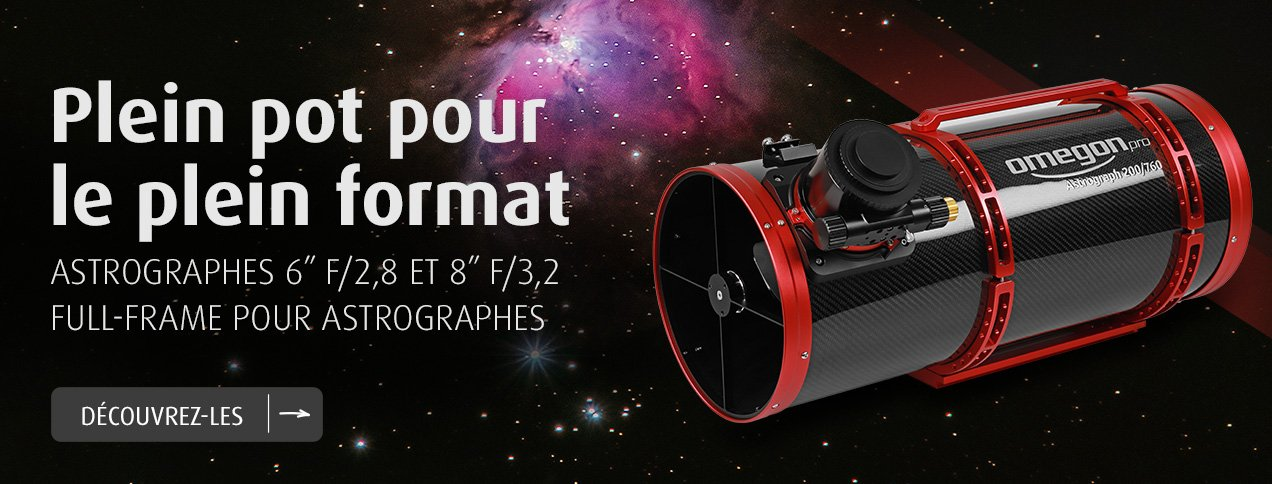 Omegon Astrograph