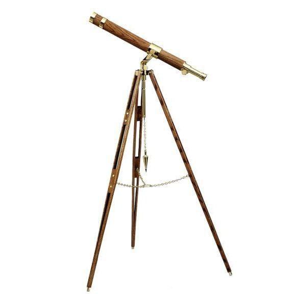 The Glass Eye Brass telescope Cape Cod Designer Series
