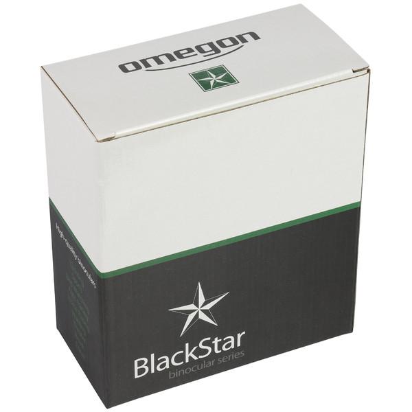 Omegon Blackstar 10x42 prism/áticos con Lentes con Recubrimiento antirreflectante Multicapa y una Carcasa Robusta