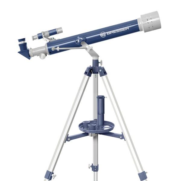 Bresser Junior Teleskop Bresser AC 60/700 Junior AZ silber