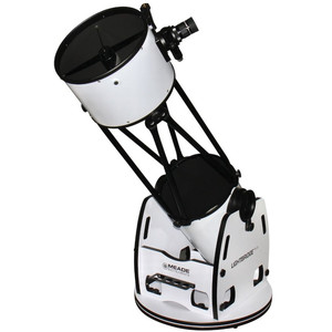 Télescope Dobson Meade N 305/1524 12'' LightBridge Deluxe, démontable