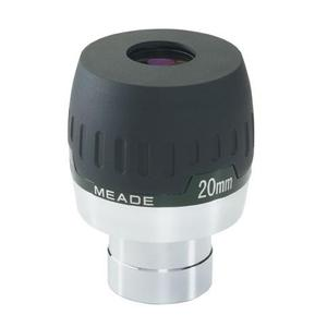 """Meade 1.25"""", 20mm super wide angle eyepiece"""