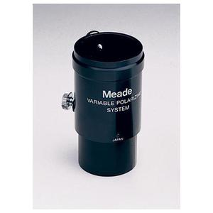 Meade 1.25 inch variable polarizing filter system (not for use with Newtonian telescopes!)