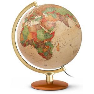 Globe Räthgloben 1917 PAL 30 15