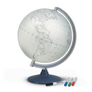 Räthgloben 1917 Mute globe 30cm