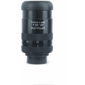 Optolyth Okular 20-60x80