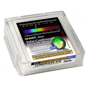 """Baader 1 ¼ """"Continuum solaire - filtre"""