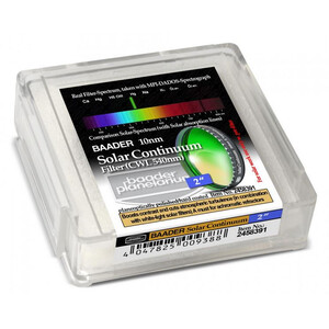 """Baader Sperrfilter Solar Kontinuum-Filter 2"""""""