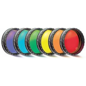 """Baader Okularfiltersatz 1,25"""" - 6 Farben (planoptisch poliert)"""