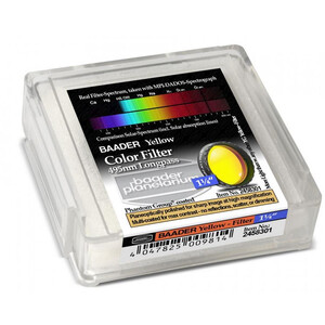 Baader Filtro 495nm 1,25""