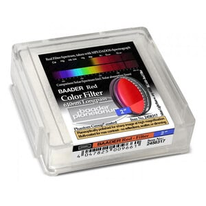 Baader Filtro 610nm 2''