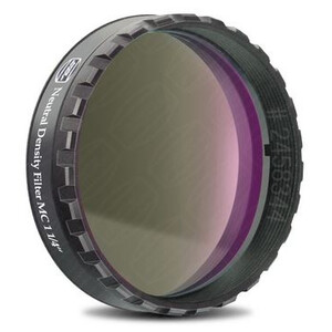 Baader OD 0.9 lp filter 1 ¼ ', multicoated/T: 12.5% (flat-optically polished)