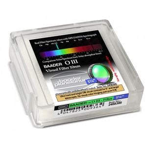 """Baader Filtro OIII, 10nm, 1,25"""""""