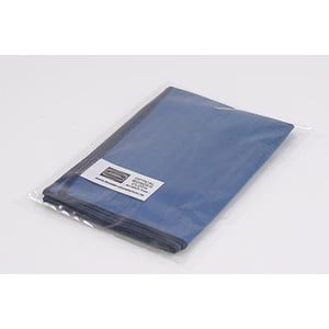Baader Optical Wonder cloth in transparent bag (25x25cm), edges umsäumt cleanly