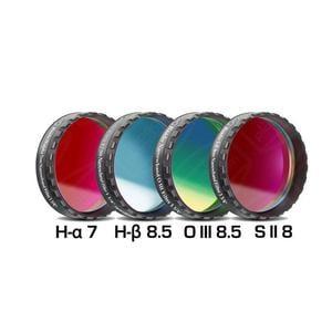 """Baader Juego de filtros de banda estecha, 1,25"""" para Full Frame CCD"""