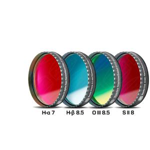 "Baader Filtro Set filtri banda stretta 2"" per CCD Full-Frame"