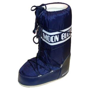 Moon Boot Tecnica nylon of boat blue Grïoesse 42-44