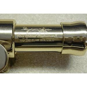 The Glass Eye Telescopio- Ottone Cape-Cod Designer Series treppiedi in rovere