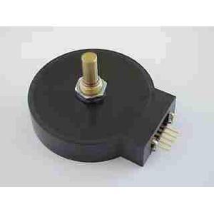 Astro Electronic Dos codificadores angulares, disolución 4000, 30 mm de diámetro