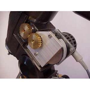 Astro Electronic Set motori per Vixen SP, GP(-DX),GPD2 e Bresser EQ-4/EQ-5 (trasmissione 12:1)