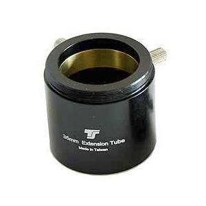 """TS Optics Adaptador de T2 a 1,25"""", rosca T2 puesta, longitud total 35 mm"""