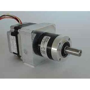 Astro Electronic Motor de paso SECM4, con engranaje planetario de una marcha 5:1