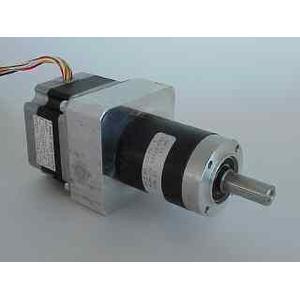 Astro Electronic Motore passo passo SECM4 con meccanismo planetario due stadi  16:1