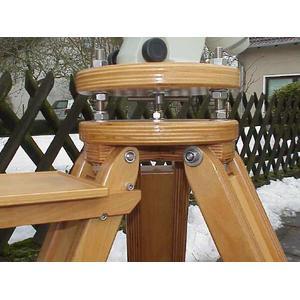 Astro Electronic Cavalletto Treppiedi in legno 40