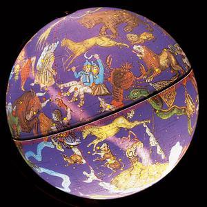 Globe Scanglobe Replogle Copenhagen Celestial