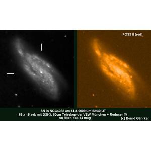 Meade DSI III PRO Deep-Sky-Kamera mit RGB Filtersatz und Autostar Suite Software
