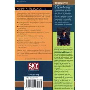 Sky Publishing Book Secrets of Stargazing