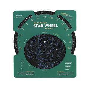 Carte du ciel Sky Publishing Sky & Telescope's Star Wheel