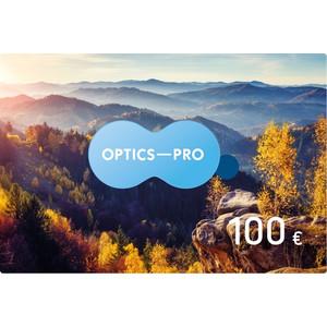 Optik-Pro.de bon d'un montant de 100 euros