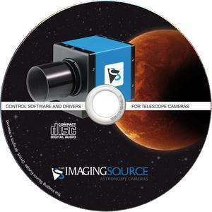 The Imaging Source DMK 21AU04.AS Monochrome telescope camera