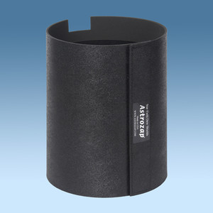 Astrozap Flexible dew cap for 8'' LXD 75 Schmidt-Cassegrain with cut-out