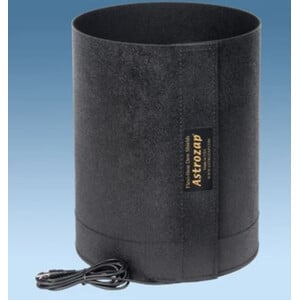 Astrozap Flexible dew cap with integrated dew cap heating for 7'' Mak / 8'' SC