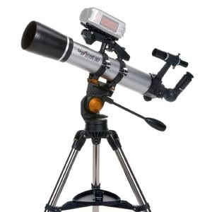 Celestron Teleskop AC 90/660 SkyScout Scope AZ-C