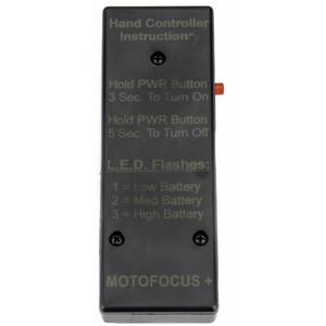 JMI Single control hand unit