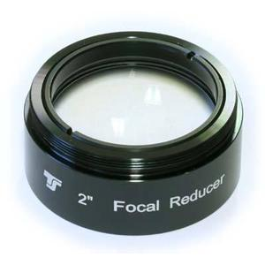 """TS Optics Riduttore di focale 0,5X con avvitatura filtri 2"""""""