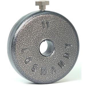 Losmandy Contrappeso Peso 5 kg per montature GM-8, G-9 e G-11