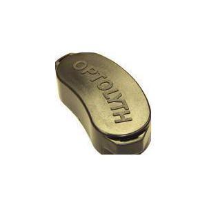 Optolyth Tapa protectora para oculares de prismáticos, de serie Alpin