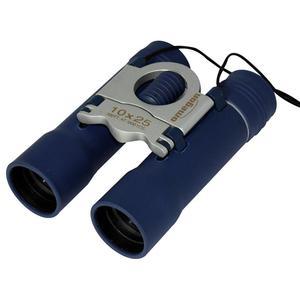 Omegon Binocolo Pocketstar 10x25, blu