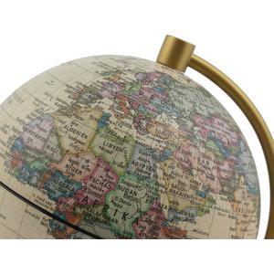 Mini-globe Stellanova 881374, Antique Design