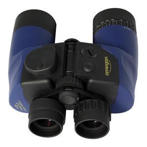 Omegon Binoculares Seastar 7x50 con brújula analógica