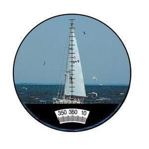 Omegon Fernglas Seastar 7x50 mit analogem Kompass
